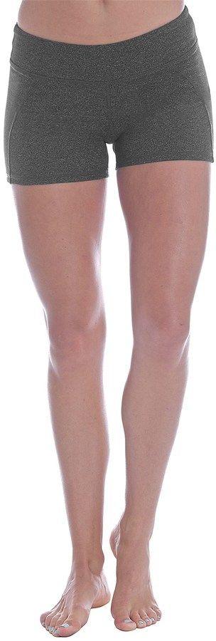 Soybu Killer Caboose Synergy Yoga Shorts - UPF 50+ (For Women)