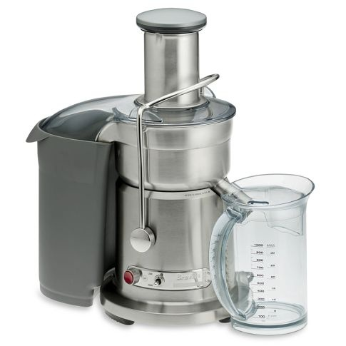 Breville juicer from William Sonoma