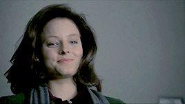 Jodie Foster  ( Clarice Starling )