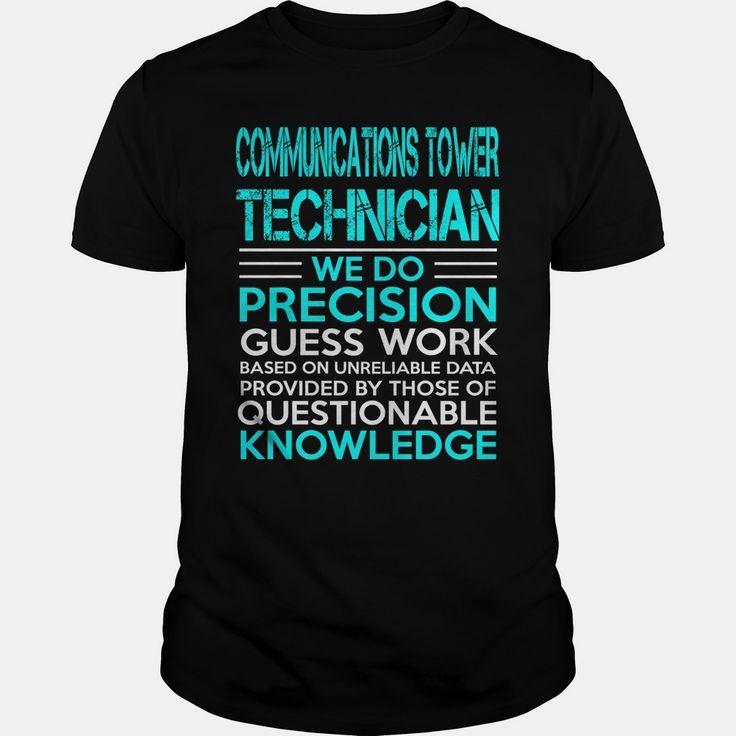 COMMUNICATIONS TOWER TECHNICIAN - WEDO OLD