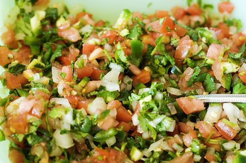 This isn't a meal, but it's yummy. Oh, I absolutely love Pico de Gallo—the freshness of tomatoes, the clean flavor of cilantro, the cool, crisp wonderfulness of it all. I've…