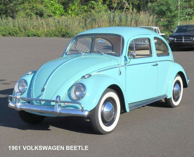 1961 Volkswagen Beetle Coupe Maintenance/restoration of old/vintage vehicles: the material for new cogs/casters/gears/pads could be cast polyamide which I (Cast polyamide) can produce. My contact: tatjana.alic@windowslive.com