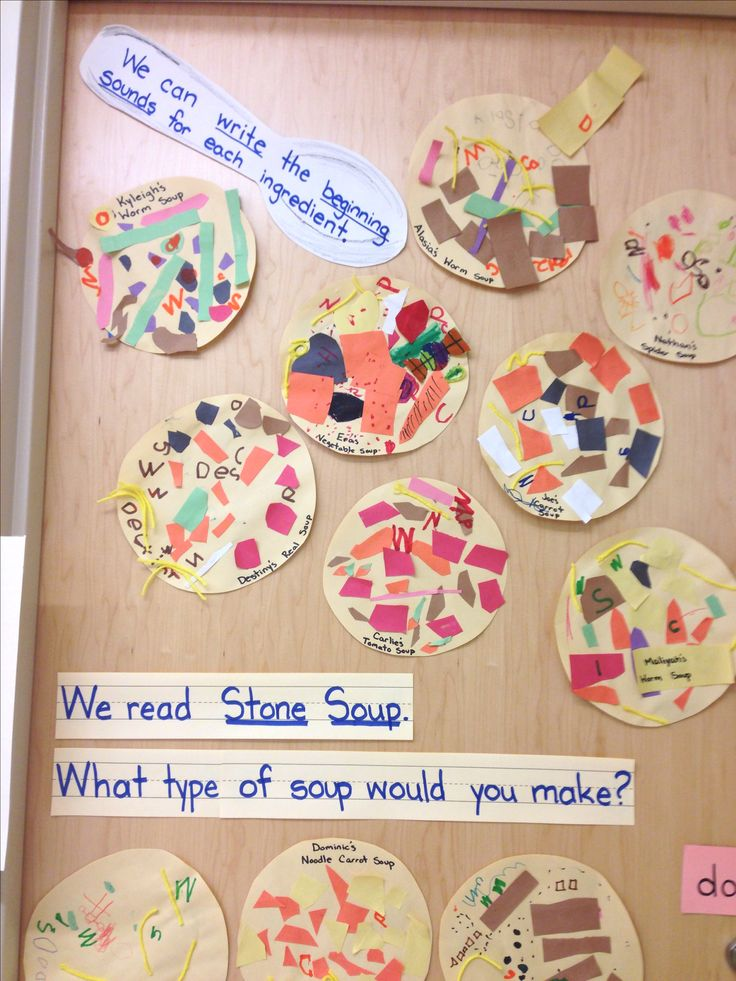 What kind of Stone soup would you make?