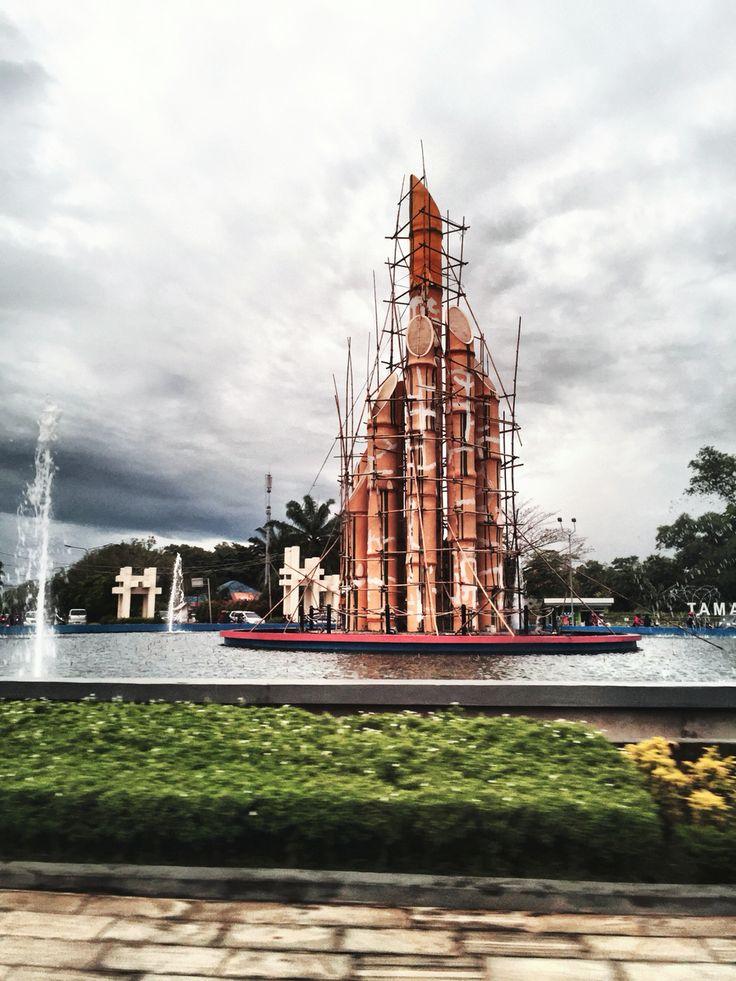 Monumen Sebelas Digulis Kalimantan Barat