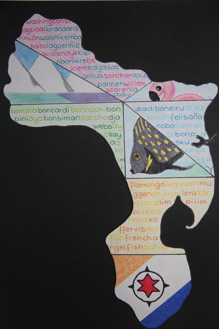Creatieve schrijfopdracht Bonaire