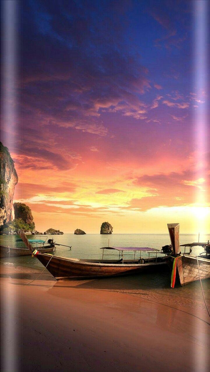Wallpaper Samsung Galaxy Wallpaper Beach Paradise