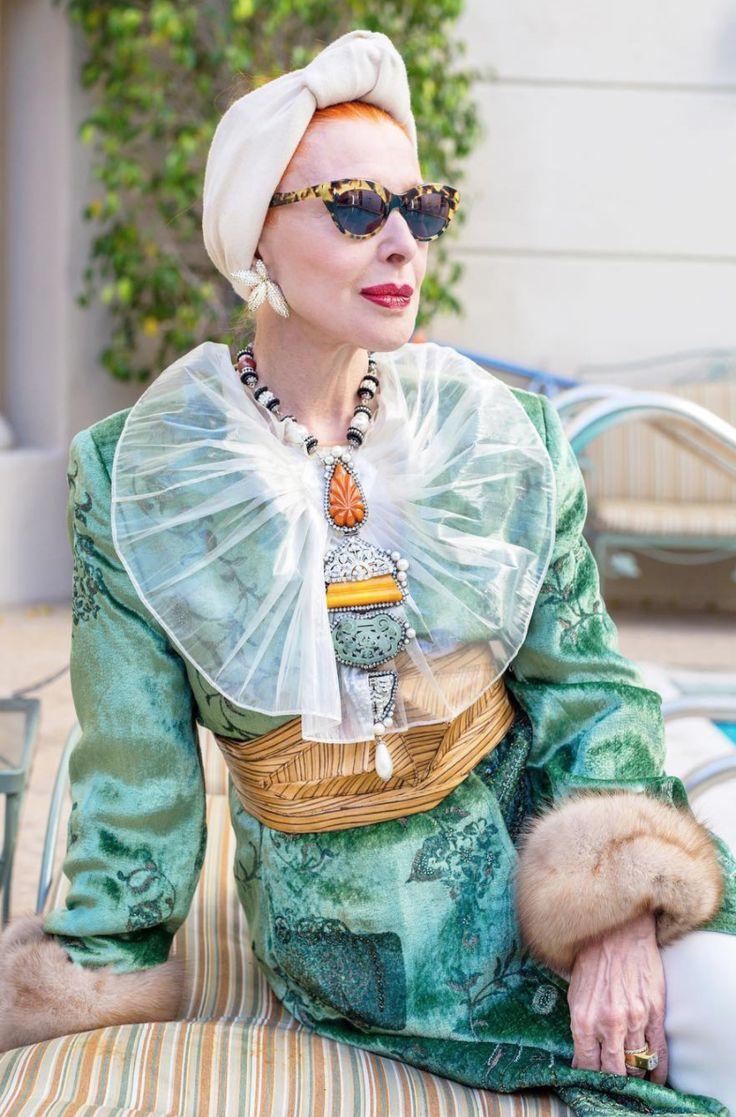 Vintage fashion tips granny inspiration