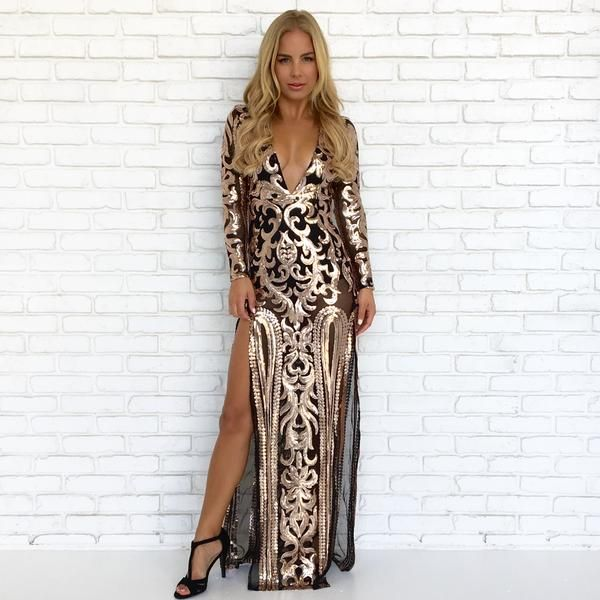 1ad4387bbe Maxi dresses are fun, fashionable, and most importantly comfortable. Buy a  new maxi dress from Dainty Hooligan Maxi Dress Boutique today!