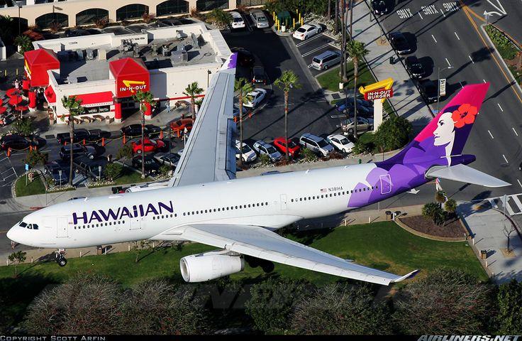 Hawaiian, Airbus A330-243 aircraft picture