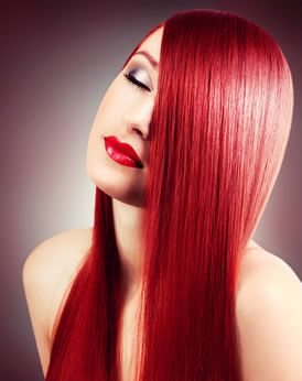 Protective Tips for Dyed Red Hair - 6 straight forward tips for a longer lasting dye treatment #redheads