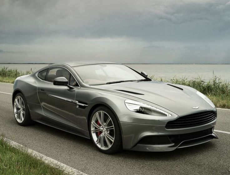 2013 Aston Martin Vanquish…. 6.0 V-12 with 573hp… beautiful ride... JamesAZiegler.com