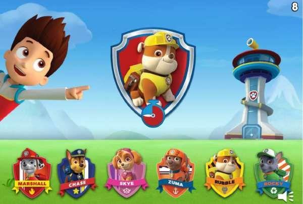 4 juegos online de ¡La Patrulla Canina! Descubre los 4 mejores juegos online gratis de Patrulla Canina. A tus peques les encantarán estos juegos infantiles de Paw Patrol para jugar gratis.