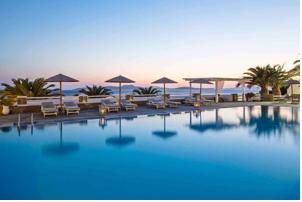 Manoula's Mykonos Beach Resort, Agios Ioannis Mykonos, Griekenland 3