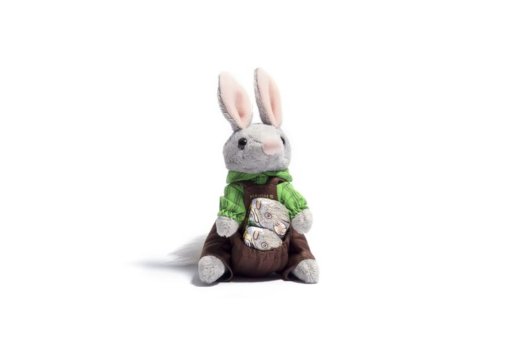 Baby bilby soft toy, very cute and cuddly. Purchase online, instore and mobile. www.haighschocolates.com #Easter #Gifts #Chocolate #AustralianMade