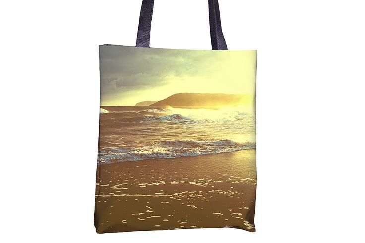 """Tote Bag - """"Vintage Tides"""" http://www.lawleypop.ca/shop/product/tote-bag-vintage-tides/ OFFICIAL LAWLEYPOP MERCHANDISE #allover #full #seamless #doublesided #print #printed #printing #lawleypop #lwleypop #lawleypopdesign #lawleypopmerch #fashion #accessories #style #bags #totes #totebags #handbags #shoulderbags #chic #street #urban #unique #custom #photography #landscape #nature #beach #summer #ocean #tide #vacation #vintage #retro #sepia #horizon #cloudy #day #waves #label #logo #brand…"""