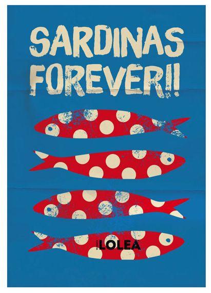 Sardinas forever!!