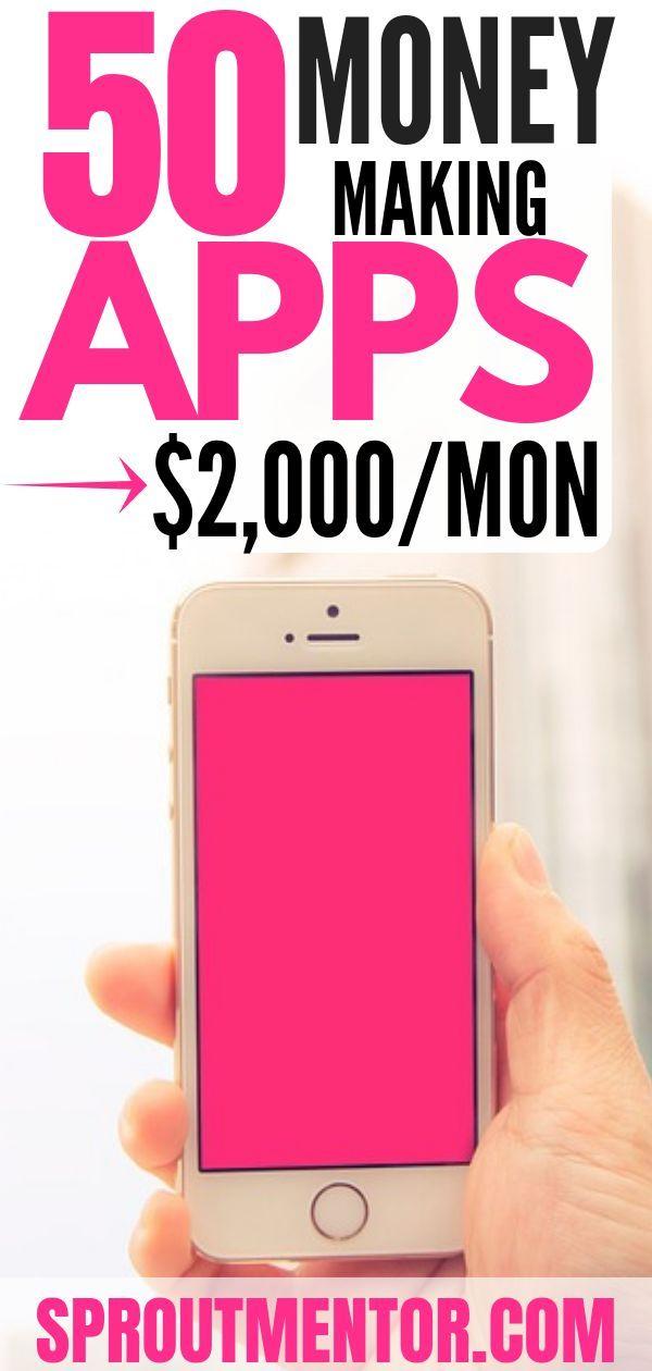money making apps 2020