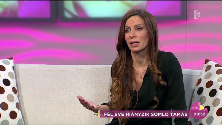 Somló özvegye: ˝Nagyon sok fájdalom volt az utolsó hónapokban…˝ - tv2.hu...