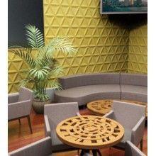 Panouri decorative 3D pentru perete. Placi pentru pereti cu efect UAU !