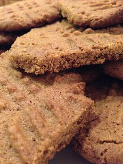Happy and Healthy at Home: Grain Free Cookies....Two Ways