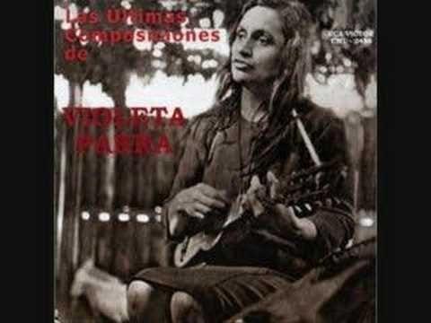 Violeta Parra (Chile) Gracias a la vida - centro cultural tina modotti caracas