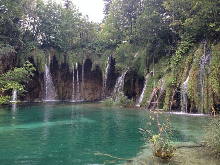 Plitvice Jezera, Croatia (With images) Lonely