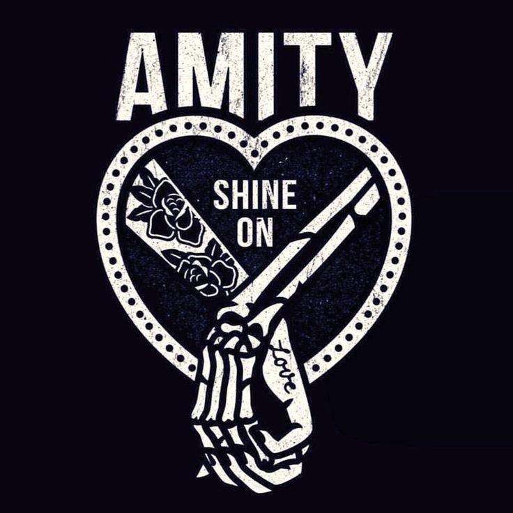The Amity Affliction // Shine On