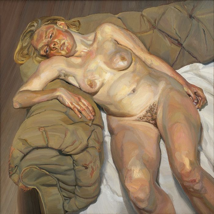 Seems Lucian freud naked portrait opinion you