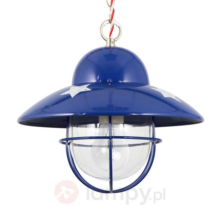 Rustykalna dziecięca lampa wisząca LANTERN 8567016