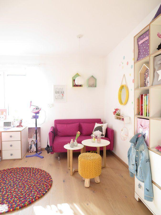 girls just wanna have fun ☀ | Kinderzimmer | Room, Toddler bed ...
