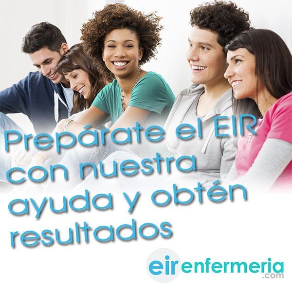 ¡Cuénta con nosotros! Regístrate en nuestra web  http://eir-enfermeria.com/