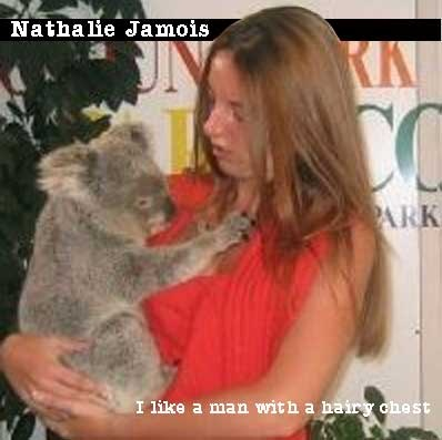 Nathalie Jamois' LP, inspired by one of her regular sayings . . .