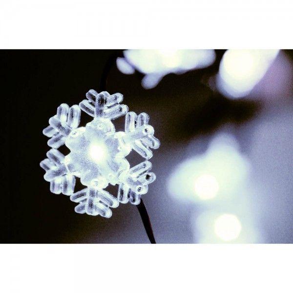 Luci di Natale - Fiocco di neve | Decorazioni natalizie: http://www.regali.it/luci-di-natale-fiocco-di-neve.html