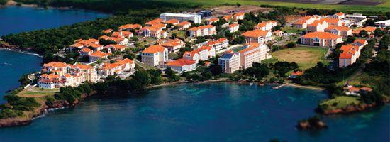 St.George's University...Medical School...True Blue, St.Georges Grenada