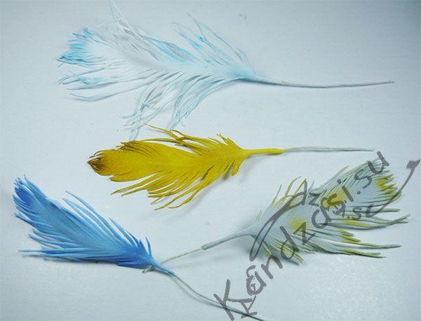 Готовые перья