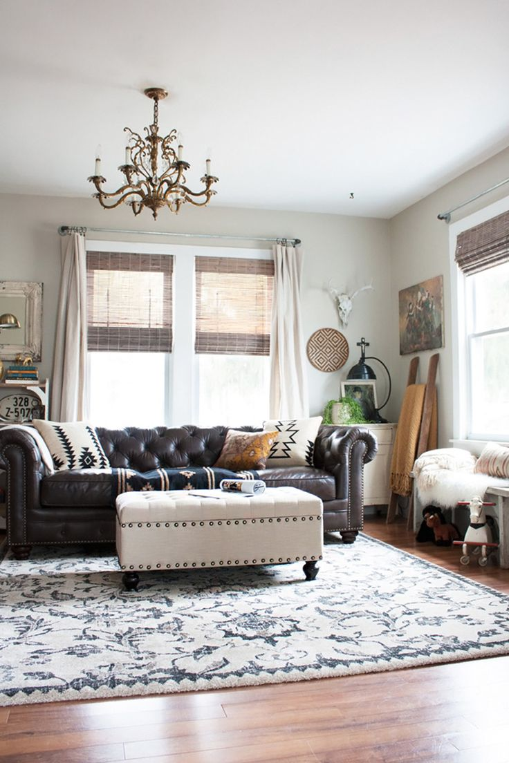 5 Secrets To A Chic (Yet Kid Friendly) Home. Condo Living RoomLiving ...