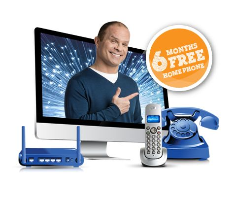 Comwave Unlimited Internet and Home Phone Bundle only $49.95! Fight for your right to save... with Comwave!