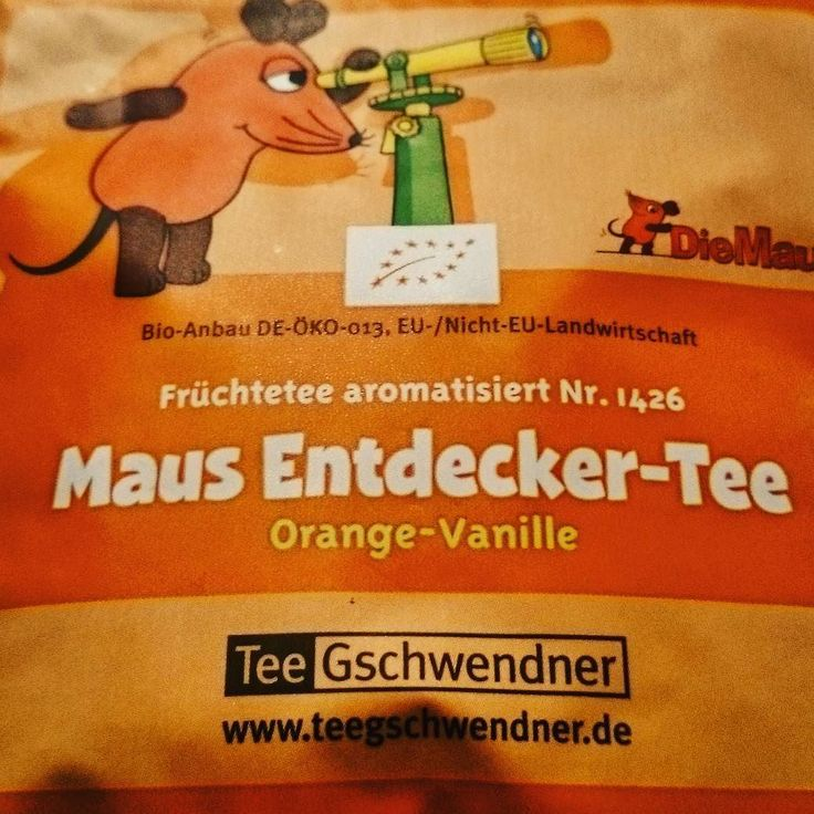 Orange-vanilla tea by Tee Gschwendner  #teegschwendner #diemaus #früchtetee #entdecker #fruittea #tea #tee #orange #vanilla #orangevanilla #teatime #instatea #instarelax
