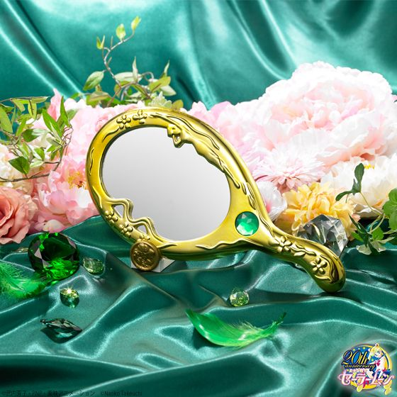"""sailor moon"" ""sailor moon merchandise"" ""sailor moon toys"" ""sailor moon wand"" ""sailor neptune"" ""deep aqua mirror"" bandai anime japan shop 2015 mirror"
