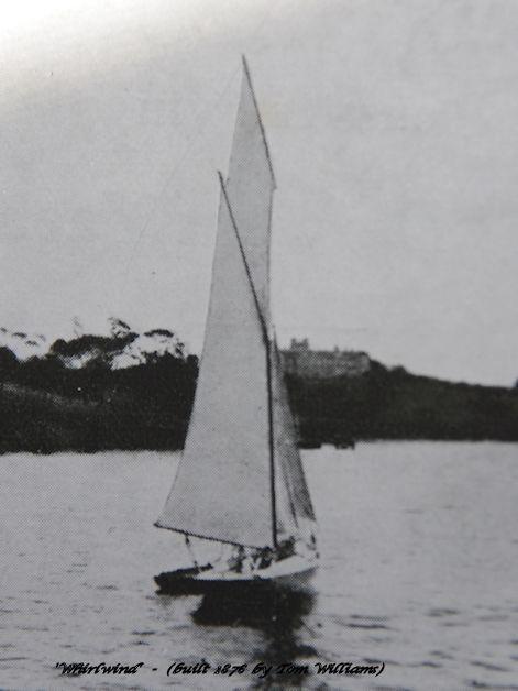 'Whirlwind' - 1876.