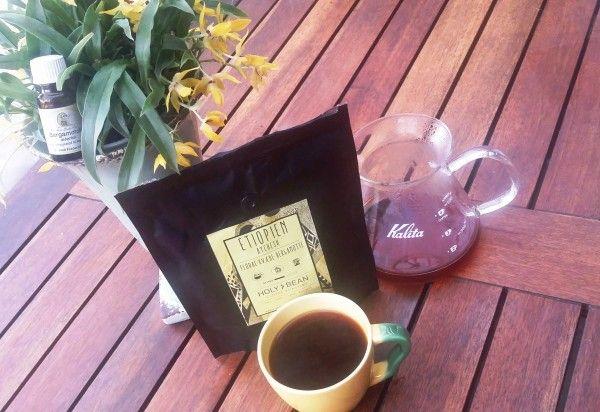 Holy Bean kaffe  I can´t get enough.  Read more: http://interoasting.dk/holy-bean-kaffe