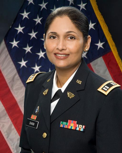 She was the US Armyu0027s First Hindu Chaplain OTH- clothes - chaplain assistant sample resume