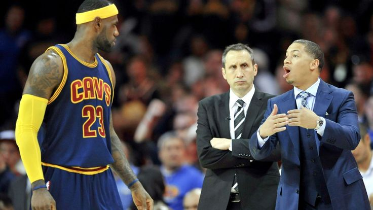 Tyronn Lue: 'I know how loyal I was to Coach Blatt' Tryonn Lue says he remains on good terms with former Cavs Head Coach David Blatt despite the controversy surrounding his firing. David Richard/USA Today Sports