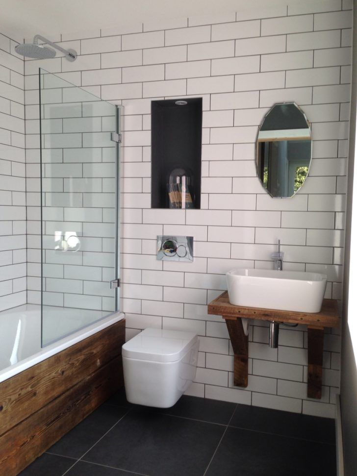 Brick Tiles Bathroom