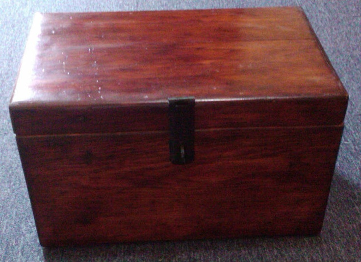 Small Timber Storage Box   Vintage Wooden / Timber Box Rutherford Maitland  Area Image 1 | Ensuite | Pinterest | Storage Boxes, Box And Storage