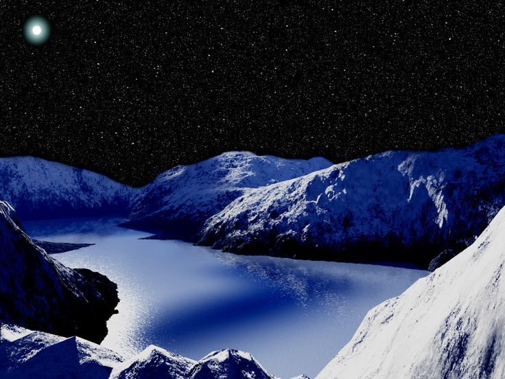 Ridin' the storm out: Snowy Night, Storms, Snowy Mountain