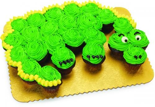 Dinosaur / Dragon Cupcake Cake | Save-On-Foods