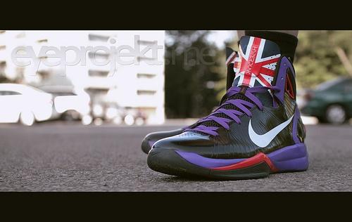2010 Nike Hyperdunk x London / wdywt
