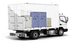 Optimización de camión con productos de  diferentes temperaturas