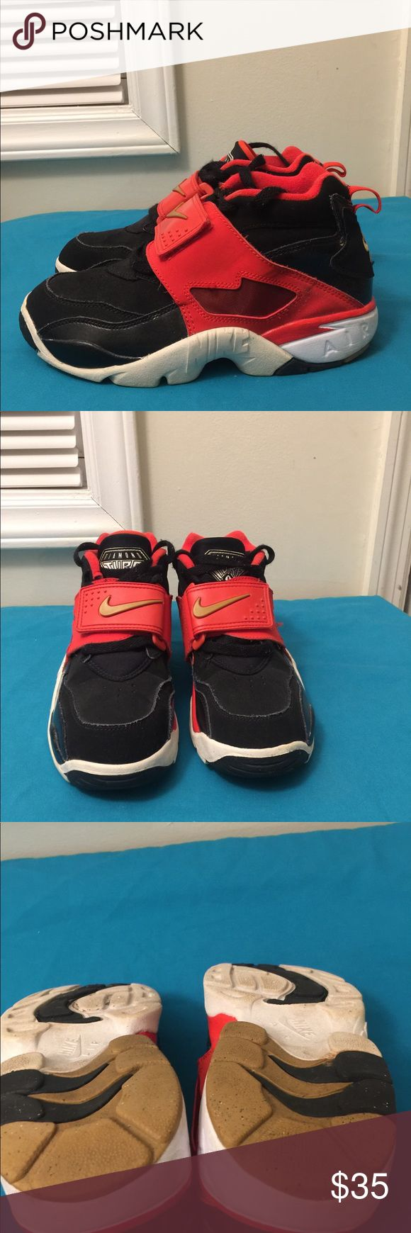 Nike turf Nike turf used but good condition new insoles Nike Shoes Sneakers